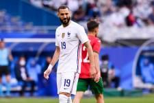 Бензема оформил дубль, снова забив португальцам