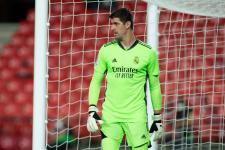 Куртуа: «На 100% уверен, что Азар останется в «Реале»