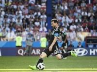 Месси побил рекорд Батистуты в сборной Аргентины