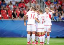 Хьюлманд: «Уже думаю об игре против сборной России»