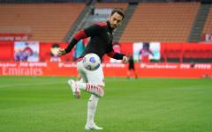 «Ювентус» может подписать полузащитника «Милана»