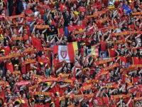 УЕФА открыл дисциплинарное дело в отношении сборной Бельгии после матча с Россией