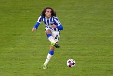 Гендузи перешёл в «Марсель»