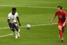 Как Сака не забил пятый пенальти сборной Англии - видео
