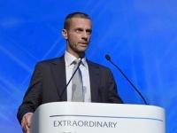 Президент УЕФА хочет отстранить «Реал», «Барселону» и «Ювентус» от еврокубков