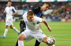 Киевское «Динамо» уверенно одолело «Днепр-1»