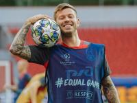 Смолов – в стартовом составе «Локомотива» на матч с «Баварией»