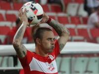 """Ещенко - о Каррере: """"Смысл мне его было сливать, если я играл, подписал при нем контракт, он мне доверял"""""""