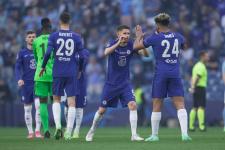 «Челси» показал, что творилось в раздевалке после победы в Лиге чемпионов
