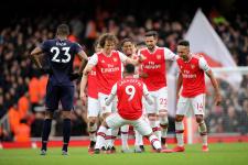 «Вест Хэм» - «Арсенал» - 3:3 (закончен)
