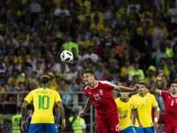 Сборная Сербии вырвала победу в матче с норвежцами