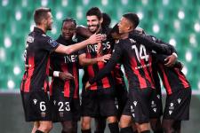 «Ницца» добыла волевую победу в матче с «Монпелье»
