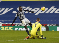 «Вест Бромвич» на 90-й минуте упустил победу в матче с «Астон Виллой»
