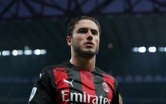 Калабрия может продлить контракт с «Миланом»