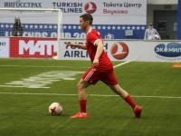 Алдонин рассказал, почему ушёл из московского «Торпедо»