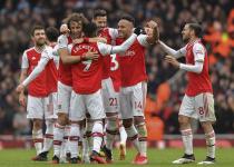 Лондонский «Арсенал» покинули четыре футболиста