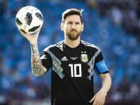 Лугано: «Если бы Месси был уругвайцем, мы бы дважды выиграли чемпионат мира»