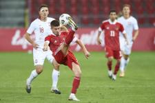 Как датчане забили дважды подряд в ворота российской молодёжки - видео