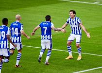 «Реал Сосьедад» и «Бетис» добилсь важных побед