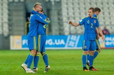 Сборные Швеции и Украины назвали стартовые составы