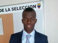 Эквадорские приставы пытались задержать Валенсию во время тренировки сборной