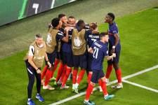 Гризманн, Бензема и Мбаппе - в атаке Франции на матч с Венгрией