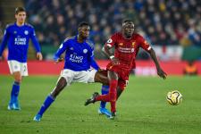 Ндиди поделился ожиданиями от матча с «Манчестер Юнайтед»