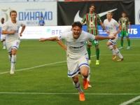 «Динамо» отдало в аренду в «Оренбург» Чернова и Москвичёва