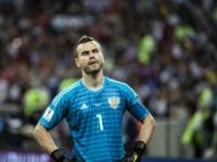 Акинфеев: «Джикия написал: «Ждём в сборной»