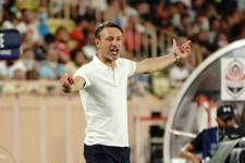 Ковач – о результатах «Монако»: «Двигаемся в правильном направлении»