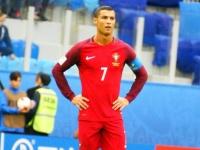 Роналду и компания обстучали перекладину, но Испанию обыграть не сумели