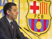 "Бартомеу: ""Энрике способен ещё привести ""Барселону"" к успеху"""