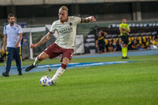 Карсдорп – о матче с «Миланом»: «У нас есть преимущество»