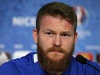 """Гуннарссон: """"Сигторссона будет не хватать сборной Исландии"""""""