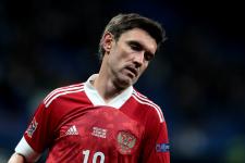 Жирков получил травму в матче с Бельгией