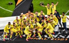 УЕФА показал символическую сборную Лиги Европы 2020/21