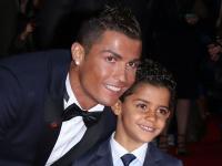 Роналду могут оштрафовать из-за сына, полиция ведёт расследование