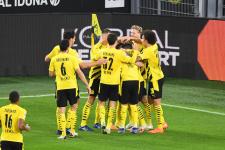 «Боруссия» Дортмунд – «Арминия» - 3:0 (завершён)