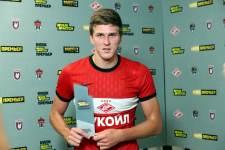 Соболев - автор первого гола «Спартака» в новом сезоне (видео)