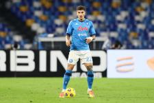 Ди Лоренцо продлил контракт с «Наполи»