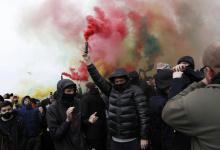 На фанатов «Манчестер Юнайтед» напали в Гданьске
