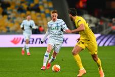 Киевское «Динамо» оформило золотой дубль, дожав «Зарю» в кубковом овертайме