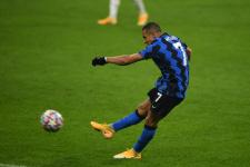 Немотивированный «Интер» забил пять мячей в ворота «Сампдории»