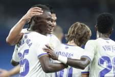 Камавинга: «Не ждал, что забью в первом же матче»