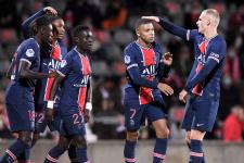 «ПСЖ», «Лион» и «Фулхэм» - лучшие команды топ-5 лиг по частоте дриблинга