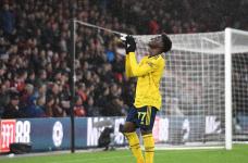 Сака признан игроком недели в Лиге Европы
