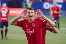 «Атлетик» упустил победу в матче с «Осасуной»