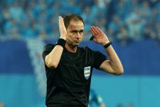 Назначены судьи на матчи «Спартак» - «Краснодар» и «Рубин» - «Зенит» в 21-м туре РПЛ