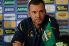 Шевченко опубликовал пост после поражения от Голландии