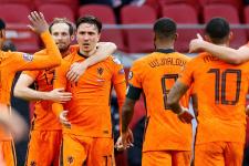 Хорватия и Голландия разгромили «карликов», Латвия отобрала победу у Турции